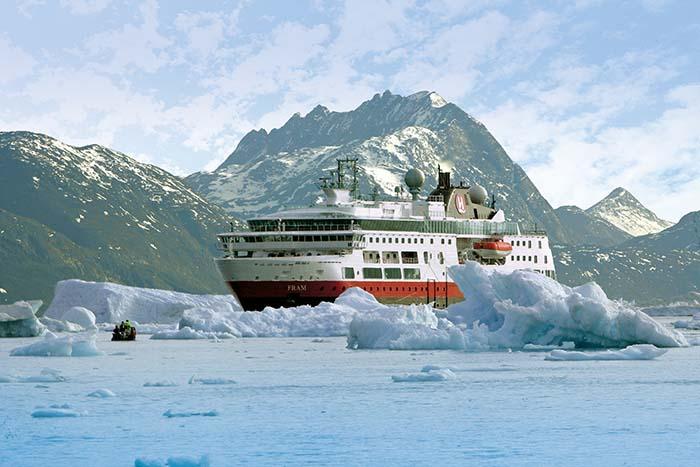 Bien choisir la compagnie de voyage pour une croisière en Groenland