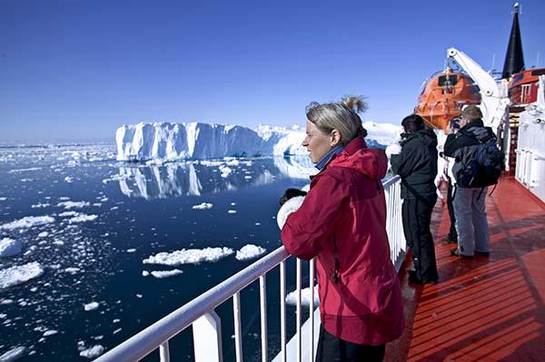 Les tenues exigées pour une croisière au Groenland