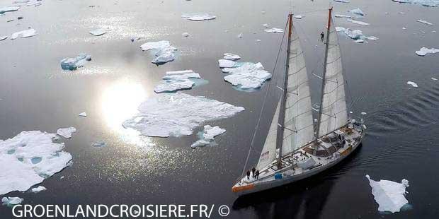 croisière Groenland en voilier