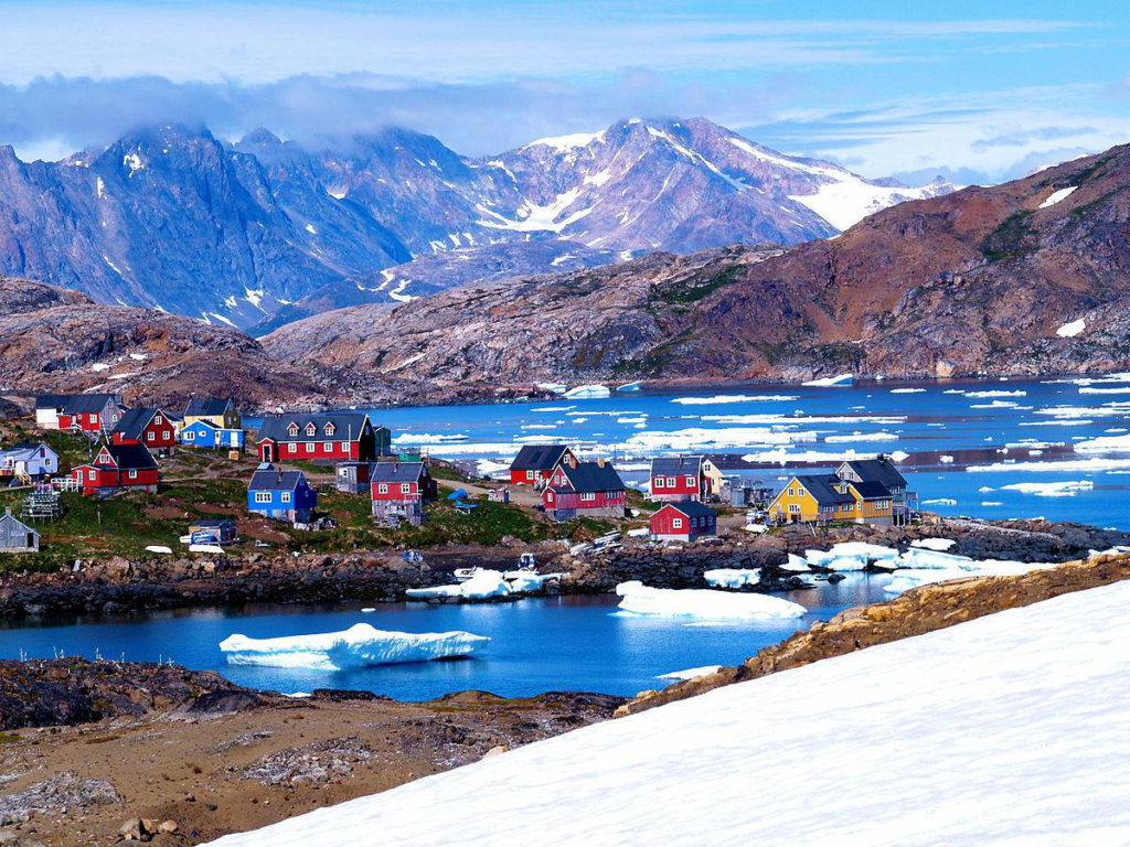 c-14 datant et la disparition des norspers du Groenland